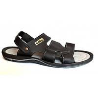 Классические мужские сандалии-босоножки на каждый день. Хорошее качество. Доступная цена. Дешево. Код: КГ1365