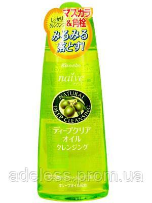 Гидрофильное масло для сухой кожи Kanebo Оливковое