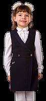 Сарафан для девочки школьный Мэрри 116-152 см