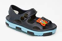 Летняя обувь для детей. (24-29) Темно-Синие