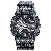 Часы Casio G-shock GA-110 mud black