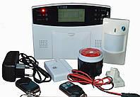 Комплект беспроводной GSM сигнализации 30-А