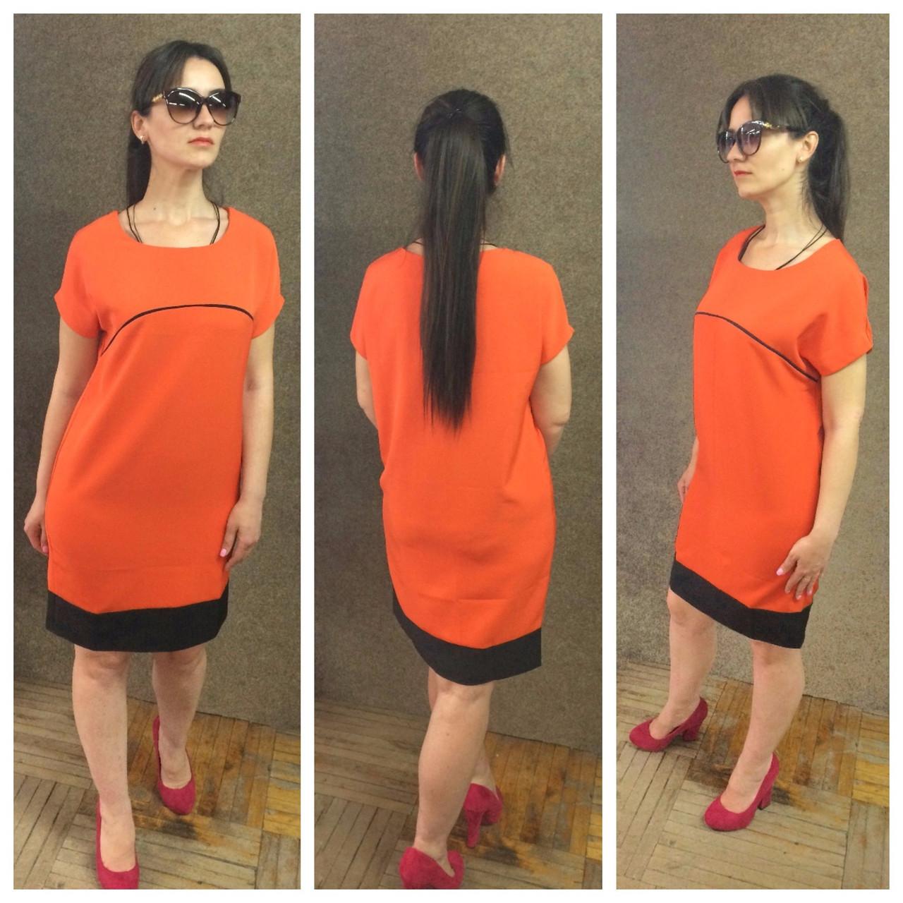 Красивое яркое платье фото
