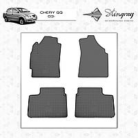 Автомобильные коврики Stingray CheryQQ 2003-