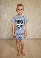 """Костюм детский трикотажный для мальчика """"Бетмен"""""""