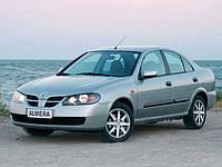 Накладки на панель Nissan Almera (2002-2006)