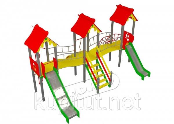 Детский комплекс Стена DK010