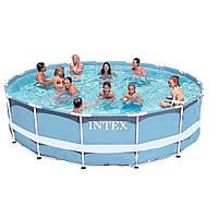Каркасный бассейн Intex 28718-1  366 х 99 см