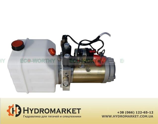 ECO-гідравлічна силова установка-двосторонньої дії 12V