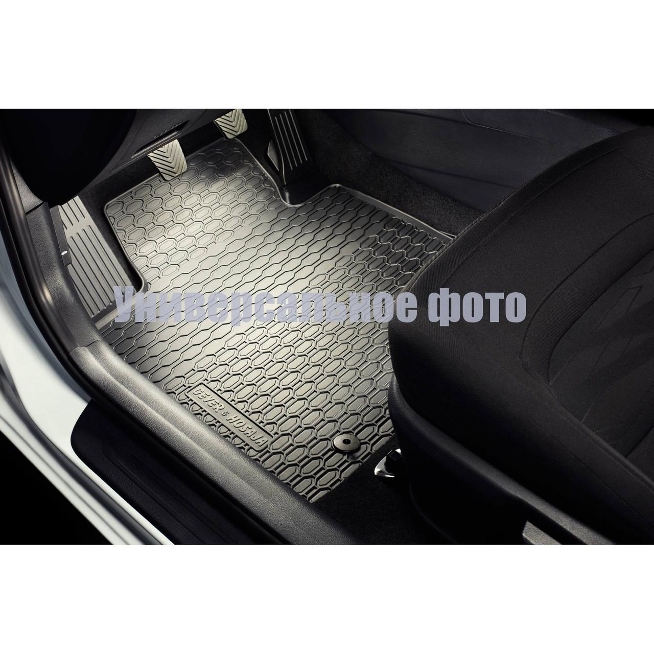 Коврики в салон для Volkswagen Tiguan II (16-) (4шт) 879/4C
