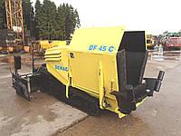 Асфальтоукладчик DEMAG DF 45 C