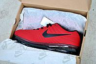 Размеры 40 и 41 !!!! Кроссовки Nike AIR 2017 красные