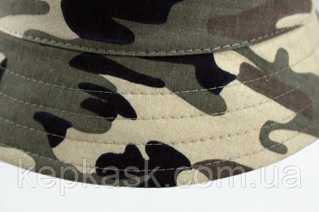Панама хлопковая армейская, фото 2