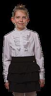 Юбка школьная Лада черная 116-152