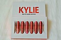 Помада  Kylie Valentine Mini набор
