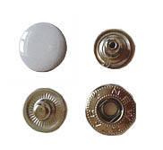 Кнопка маленька №54 D12.5 (720шт/уп) сіра