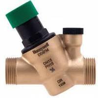 """Редуктор давления воды 1/2"""" Honeywell D04FM-1/2A"""