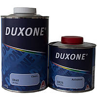 Лак акриловый Duxone DX-40 1л комплект с отвердителем DX-25 0,5 л