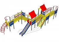 Детский комплекс Змейка - 1 DK00415