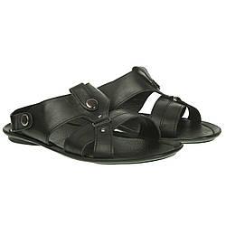 Сандалии мужские Dan Shoes (кожаные, удобные, качественные)