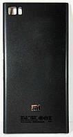 Задняя крышка (панель, корпус) Xiaomi Mi3 black