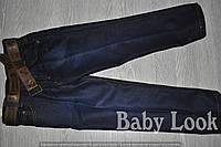 Летние штаны  с ремнем для мальчика. Турция.