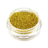 Сыпучие блестки-глиттеры 15 Золото