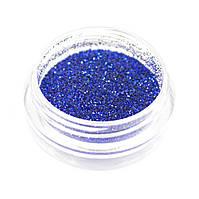 Сыпучие блестки-глиттеры 14 Синий