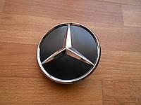 Хромированная накладка, эмблема на Mercedes-Benz Sprinter, Мерседес Спринтер 906 (313, 315,318)