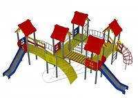 Детский комплекс Жабка DMDK012