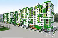 1 комнатная квартира улица Марсельская