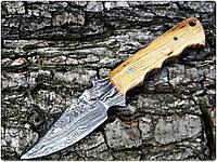Нож дамасский Клинок ручная работа K1 146