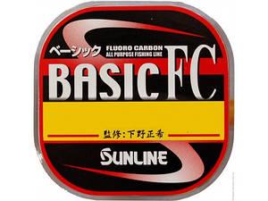 Флюорокарбон Sunline Basic FC 300м #2.5/0.26мм 10LB (1658.00.97  60073122)
