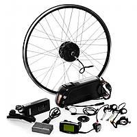 """Передний электронабор для велосипеда 26"""" 350W 11Ah"""
