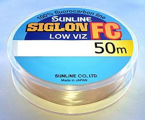 Флюорокарбон Sunline SIG-FC 50м (1658.01.45 63160264)