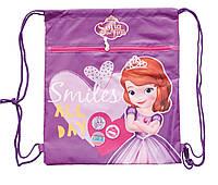 Школьная сумка для обуви SB-01 Sofia purple