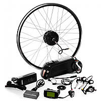 "Задний электронабор для велосипеда 26"" 350W 11Ah"