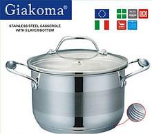 Кастрюля Giakoma 22см 5.1L G-2802-22