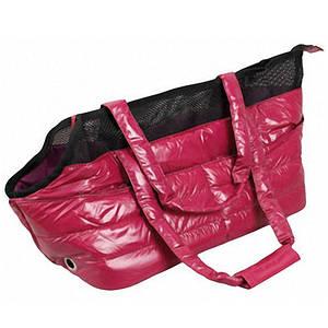 Karlie-Flamingo (КАРЛИ-ФЛАМИНГО) DOUDOU PINK S сумка переноска для собак и кошек, розовая, плащевка
