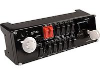 Джойстик игровой для ПК панель управления самолетом Logitech G Saitek Pro Flight Switch Panel авиасимулятор