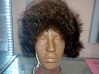 Меховая шапка из енота, фото 1