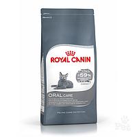 Royal Canin Oral Care для профилактики образования зубного налета и зубного камня 0.4 кг