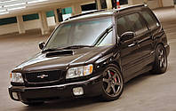 Накладки на панель Subaru Forester 1 (1997-2002)