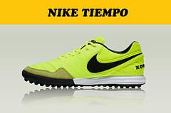 Сороконожки Nike Tiempo