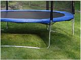 Батут SkyJump 8 фт., 252 см із захисною сіткою і сходами - Найкраща ціна!, фото 3