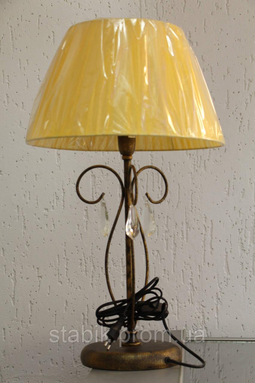 Настільна лампа 8011T/1 BK