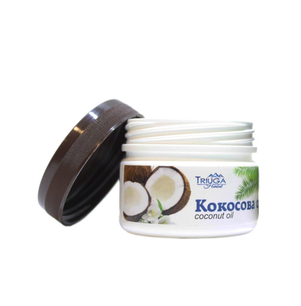 Масло для тела кокос ТриЮга 100 мл