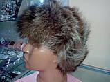 Меховая шапка из енота, фото 2