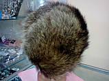 Меховая шапка из енота, фото 3