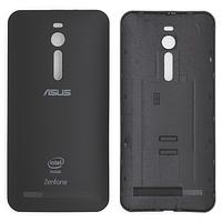 Задняя крышка Asus ZenFone 2 (ZE550ML). черная